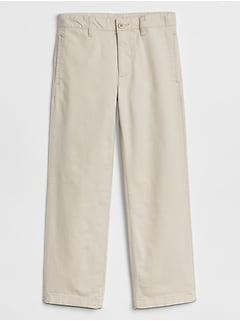 Uniform Pants in Twill