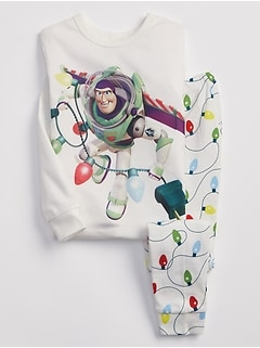 babyGap | Disney Baby Buzz Lightyear Pajama Set