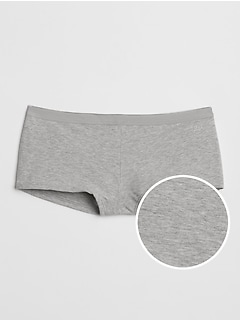 Stretch Cotton Shorty