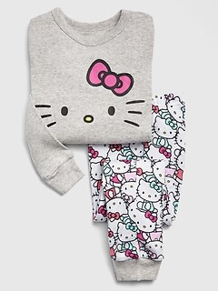 Hello Kitty Pajama Set