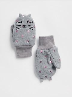 Pro Fleece Cat Mittens