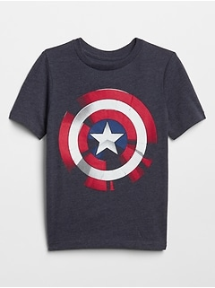 GapKids | Marvel™ Shield T-Shirt