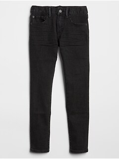 Kids Skinny Fit Jeans in High Stretch