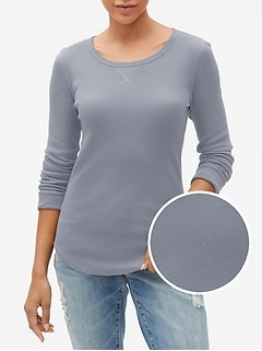 Thermal Long Sleeve T-Shirt