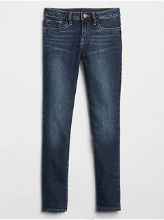 Kids Super Skinny Fit Jeans With Washwell™