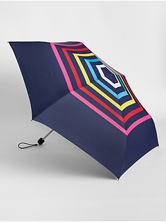 Crazy Stripe Umbrella
