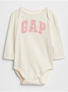 Logo Long Sleeve Bodysuit