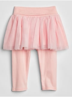 Baby Tulle Skirt Legging Duo