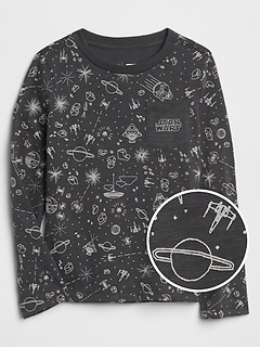 GapKids &#124 Star Wars&#8482 Long Sleeve T-Shirt