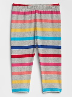 Crazy Stripe Leggings