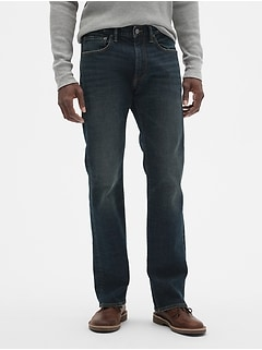 Boot Cut Jeans with GapFlex