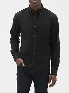 Oxford Long-Sleeeve Shirt in Standard Fit