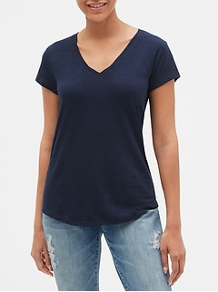 Easy V-Neck T-Shirt