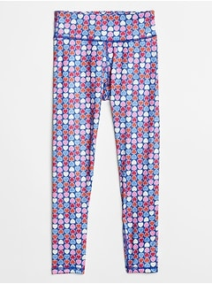 Kids GapFit Print Leggings