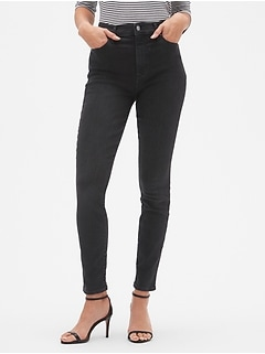 High Rise Jeggings