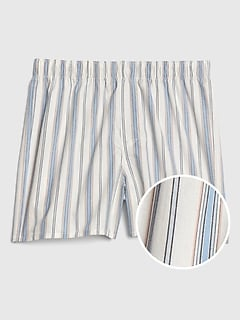 "4.25"" Stripe Boxers"