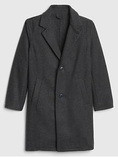 Kids Wool Jacket
