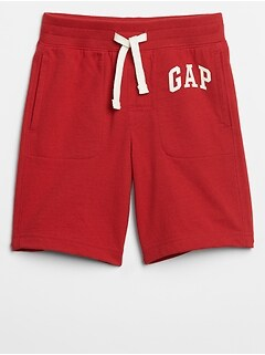 Logo Pull-On Shorts