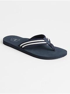Woven Flip Flops