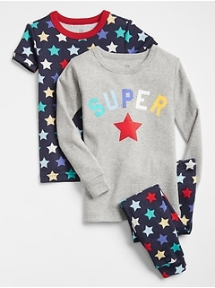 babyGap Star Pajama Set (3-Piece)