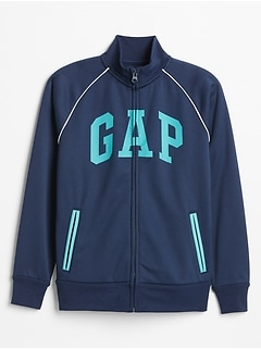 Kids GapFit Raglan Jacket