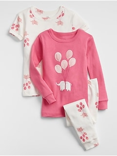 babyGap Balloon Pajama Set (3-Piece)