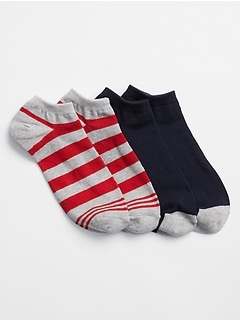 Ankle Socks (2-Pack)