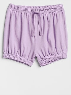 Jersey Bubble Shorts