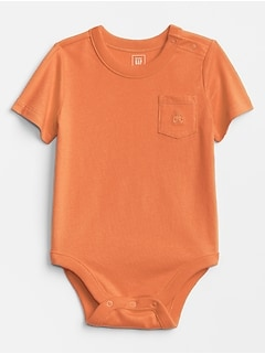 Baby Brannan Pocket Bodysuit