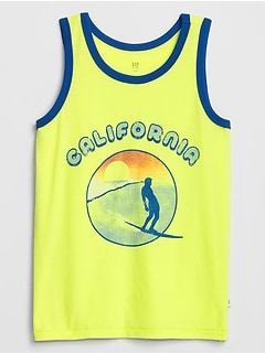 Kids Graphic Tank Top