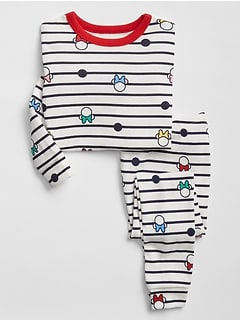 babyGap&#124 Disney Mickey Mouse Pajama Set