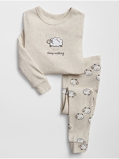 babyGap Sheep Pajama Set