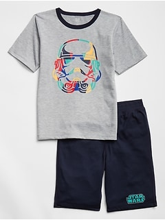 Gap | Star Wars™ Graphic Short PJ Set