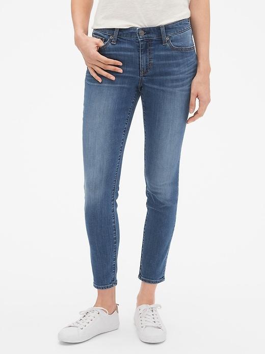 20d359a3f50d4 Mid Rise Legging Skimmer Jeans | Gap Factory