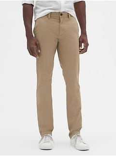 Khakis in Skinny Fit with GapFlex