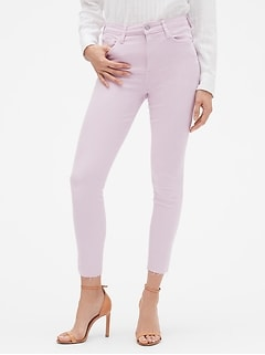High Rise Legging Skimmer in Color