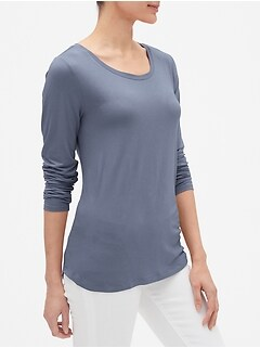 Luxe Long Sleeve T-Shirt