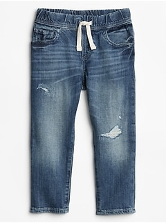 Toddler Superdenim Pull-On Jeans