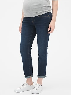 Maternity Full Panel Best Girlfriend Jeans
