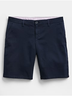 Kids Uniform Midi Shorts