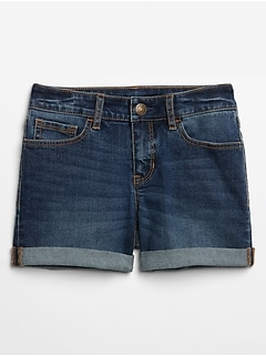 "Kids 3.7"" Shorts in Stretch"