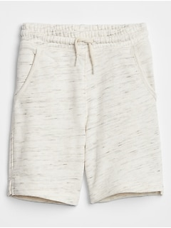 Toddler Marled Pull-On Shorts
