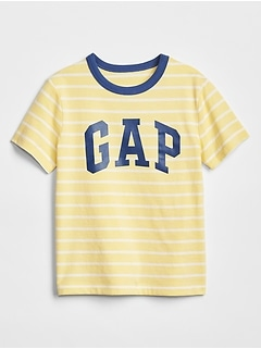 Toddler Stripe Gap Logo T-Shirt