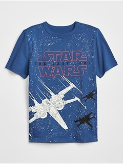 GapKids | Star Wars™ Crewneck Graphic T-Shirt