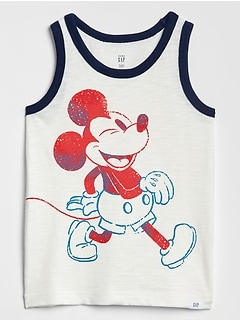 babyGap | Disney Mickey Mouse Graphic Tank