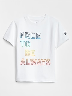 babyGap + Pride Short Sleeve T-Shirt