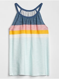 Kids Stripe Tank Top