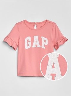 Baby Gap Logo Short Sleeve T-Shirt