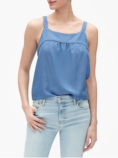 Tank Top in TENCEL&#8482