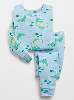 babyGap Alligator Pajama Set